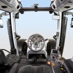 Valtra T4 - Nouvelle cabine Sky View: Vision 360°!